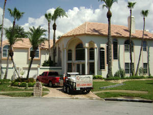 roof cleaning palm harbor florida 2